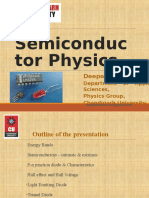 Chapter 4 - Semiconductors