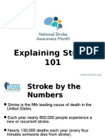 Explaining Stroke 101