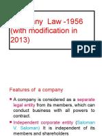 Fms Company Law Ppt 1