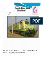 Electric Loco Shed, Ghaziabad