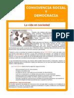 Convivencia Social y Democracia