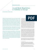 Banking Sector Stability in Europe