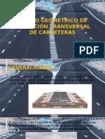 Diseño Geométrico de La Sección Transversal de Carreteras (1)