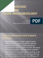 Mikrobiologi Makanan