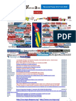 Revue de Presse 16-17 Juin 2010