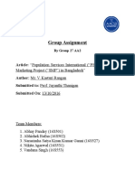 "Population Services International (""PSI"")"