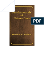 Fundamentals of Nature Cure - Herbert M. Shelton