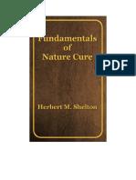 Fundamentals of Nature Cure - Herbert M. Shelton