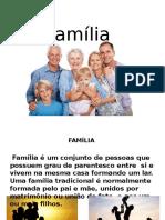 Família - Slide
