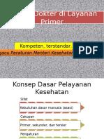 Implementasi PMK No 5 Tahun 2013