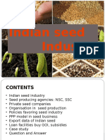 Seed Relationship
