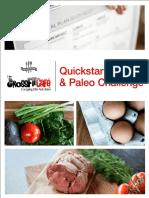 IamCF Paleo Plan Quickstart Guide and Paleo Challenge