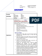 Saghafi Resume-HSE_updated April10