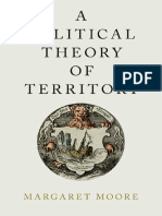 (Oxford Political Philosophy) Margaret Moore-A Political Theory of Territory-Oxford University Press (2015)
