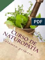 Curso de Naturopatía (Volumen I)