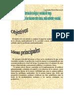 Modernización Ecológica y Sociedad Del Riesgo. Constantin Florin Baronescu