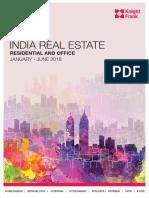 India Real Estate Jan to Jun 2016 3929