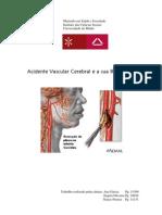 Acidente Vascular Cerebral e a sua Reabilita+º+úo Ana Garcia, +éngela Oliveira e Nancy Pereira