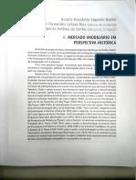 Mercado Imobiliário Em Perspectiva Histórica
