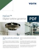 Digital Turbine Governor
