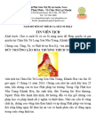 Tin Vien Tich in Vietnamese and English