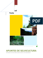 Apuntes Selvicultura, David Berzal Yusta