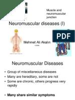Neuromuscular Diseases 1