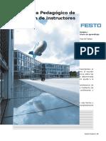 Diario de Aprendizaje - Instructor