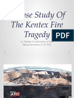 A Case Study of the Kentex Fire Tragedy