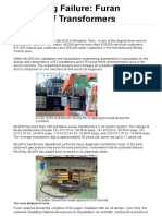 Predicting Failure_ Furan Testing of Transformers - Utility Products Magazine