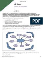 SAP Basis Overview