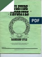 Yuletide Favorites (TTBB Barbershop a Cappella) - The Barbershop Harmony Society