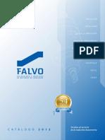 Falvo2012 Catalogo