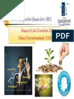 Cours M1 Finance 2014-2015 (6) s%E9ance du 24 octobre 2014