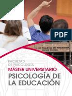 Master Educacion UCM