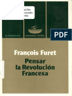 Furet, Fracois  - Pensar la revolución  francesa.pdf