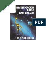 Hde001 - Clark Carrados - Investigación 4.000