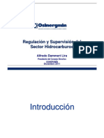 Regulacion y Supervision del Sector Hidrocarburos