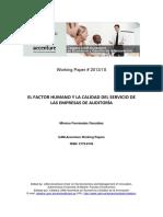 10_El Factor Humano y La Calidad Del Servicio en Las Empresas de Auditoria