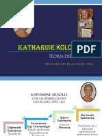 2016 Teoria Del Confort de Katherine Kolcaba