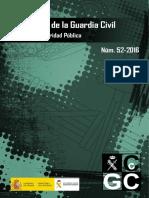 Cuadernos Guardia Civil