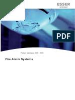 Katalog Pozharnogo Oborudovanija 2009