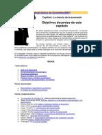 Manual Basico de Economia
