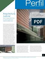 Arquitectura Judicial