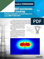 Cables Adss Resistentes Al Efecto Tracking