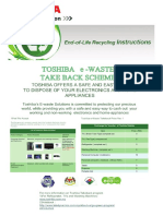E-waste campaign
