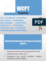 World Confederation for Physical Therapy (WCPT) (1)