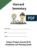 harvard elementary science 12 handbook