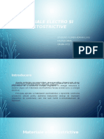 Proiect Material Electro Si Magnetostrictive