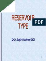 04 Reservoir Type